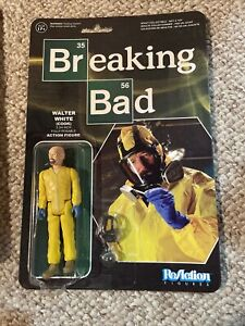 """BREAKING BAD"" WALTER WHITE COOK ""REACTION"" ACTION FIGURE 2015"