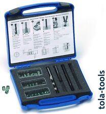 B�–LLHOFF HeliCoil plus Gewindereparatur Set M6x6/9/12 - komplett mit Werkzeug