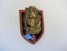 Génie - Génie corps expéditionnaire Extrême Orient Drago Om émail