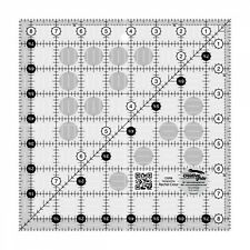Creative Grids Quilt Ruler 8-1/2in Square # CGR8