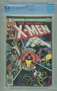 Uncanny X-Men # 139 CBCS 9.4 NM Kitty Pryde Joins the X-Men 1980 Wolverine