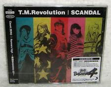 T.M.Revolution X SCANDAL Count ZERO Runners High 2014 Taiwan Ltd CD+DVD