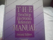 The Benchtop Electronics Reference Manual by Victor F. Veley (1990, Hardcover)