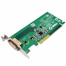 Dell FH868 / 0FH868 PCI-E DVI Low Profile Graphics Card  D33724