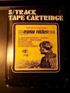 EASY RIDER - Soundtrack   ..........  orig. 8track tape / / Kombiversand !