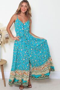 Blakeley Slip Maxi Dress
