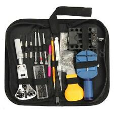 144Pcs Watch Repair Tool Watch Case Opener Spring Bar Pin Link Remover With Case
