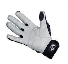 Pro Mark Leather Drum Gloves, Size Medium, Breathable Mesh Top, DGM