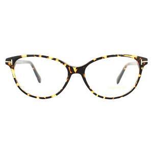 Tom Ford Glasses Frames FT5421 055 Dark Havana Women