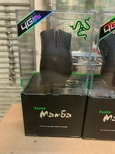 NEW Razer Mamba Elite Wireless Gaming Mouse(RZ01-00120400-R3G1) 4G Dual Sensor