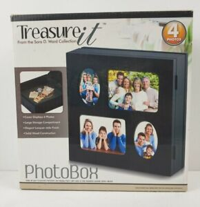 Treasure It Photobox Beautiful Box for Photographs & Keepsakes  Sara D Ward