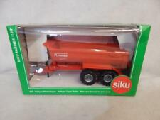 SIKU FARMER KRAMPE HALF PIPE TIPPING TRAILER 2871 MIB 1:32