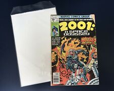 Marvel Comics 2001 A Space Odyssey Vol. 1 No. 4 March 1977