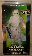 Star Wars SNOWTROOPER 12 Inch FIGURE by Hasbro EMPIRE STRIKES BACK *New*