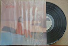 NANA MOUSKOURI -ALONE- 1985 MEXICAN LP