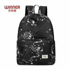 Teenager Space Casual Fashion Backpack Style School Rucksack Shoulder Bag
