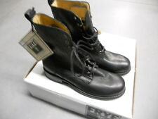 FRYE ROGAN COMBAT TALL JUMP PARATROOPER LEATHER BOOTS 8 D NEW