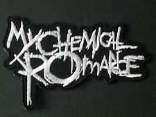 PUNK ROCK METAL MUSIC SEW/IRON ON PATCH:- MY CHEMICAL ROMANCE (a) GERARD WAY