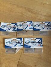 5 Pcs LOSI LOSB1298 Rear Shock Shaft Set (2) Mini Baja