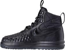 cada6f86acd Nike Af1 Lunar Force 1 Duckboot Womens Size 10 Black Aa0283-001
