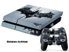 Batman Arkham P145 SKIN PROTECTIVE STICKER for SONY/PS4 CONSOLE CONTROLLER