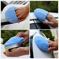 "Autocare 20Pcs 5"" Car Polishing Pad Waxing Foam Sponge Polisher Wax Clean Pad"