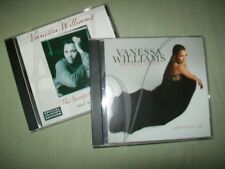 Vanessa Williams          PROMO CD LOT         The Real Thing  --  Sweetest Days
