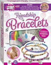 NEW Zap! Extra Friendship Bracelets By Hinkler Books  Activity Kit Free Shipping