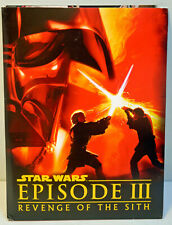 STAR WARS Episode III ( Revenge of the Sith) - 2005 - très rare Press-Book