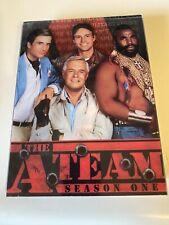 The A Team Complete Set Season 1 & 2