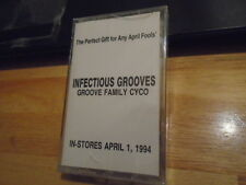 SEALED RARE PROMO Infectious Grooves CASSETTE TAPE G F Cyco SUICIDAL TENDENCIES