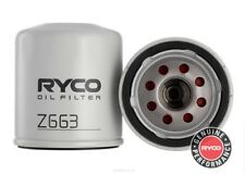 Ryco Oil Filter  FOR Jeep Compass 2011-2018 2.0 (MK49) SUV Petrol Z663
