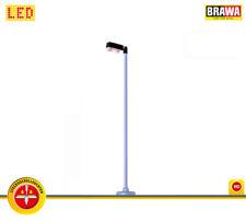 BRAWA 84032 LED-Aufsatzleuchte kantig mit Stecksockel, 115 mm hoch++ NEU & OVP