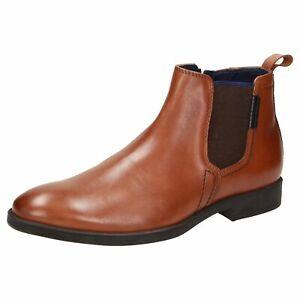 Sioux Herren Stiefelette Foriolo-704-H Stiefelette Business Schuh Extraweit