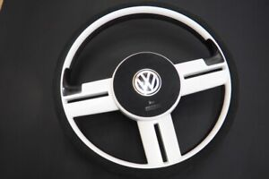 Vw lupo 3l transporter Steering wheel gti gtd rline t5 rare alcantara