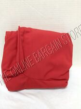 Ballard Designs Parsons Outdoor Patio Pool Chair SLIPCOVER Cover Sunbrella Red
