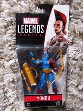 "Marvel leggende SERIE YONDU gaurdians del Galaxy 4"" Action Figure NUOVO SIGILLATO"