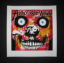 Ben Frost 'Apocalypse Wow' 2008 (Dolk Dface Faile Ron English Hush Warhol)