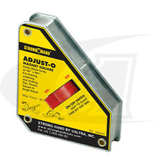 Strong Hand Tools® Adjust-O™ Magnet Squares with 65 lbs of Magnetic Pull Force