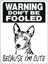 40 Basenji Aluminum Signs Aluminum Dog Sign 9 x 12