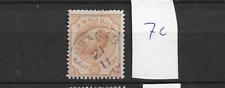 1873 USED Curaçao NVPH  7C