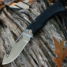 Couteau Gerber Gator Premium S30V Guthook Manche Abs Etui Cuir Made In USA G1086