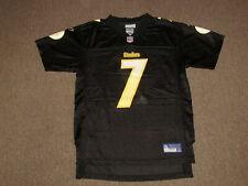 Pittsburgh Steelers Boys Kids Ben Roethlisberger NFL Football Jersey Shirt XL
