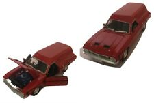 Ford Falcon XB GS Panel Van Red Pepper 1:32 Diecast Model Car Collectible