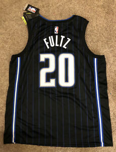 Markelle Fultz 20/Orlando Magic Jersey~Nike NBA Authentics Swingman Disney Patch
