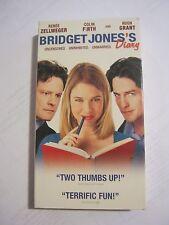 Bridget Jones's Diary - Renee Zellweger, Colin Firth, Hugh Grant  (VHS) (GS1-29)