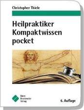 Heilpraktiker Kompaktwissen pocket | Christopher Thiele | Taschenbuch | Deutsch