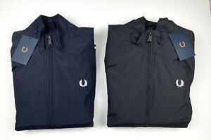 Fred Perry Brentham Twin Tipped Sports Jacket Various Sizes