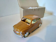 Paya FIAT SEAT 600 moutarde plastique et tole REF 1600 1/20 boite