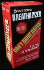 Safe and Sound BREATHALYZER Test To Verify Safety When Driving 99.8% Accuracy!!